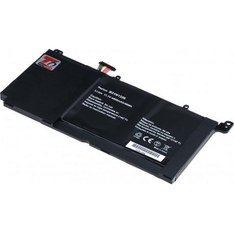"2-POWER Baterie 10,95V 8460mAh pro Apple MacBook Pro 15"" A1398 Retina Display Mid 2012, Early 2013"